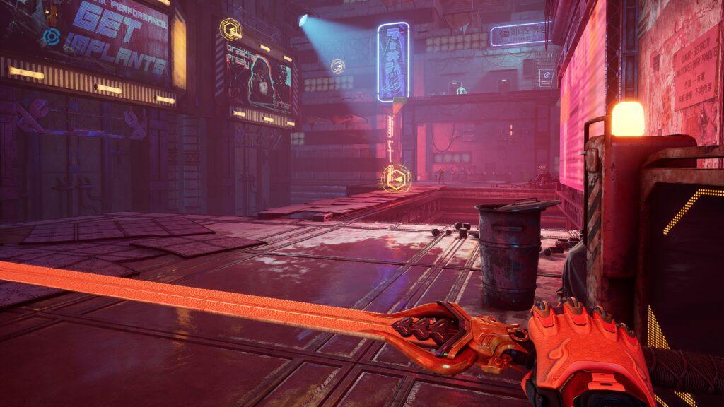 Ghostrunner Metal Ox DLC Kill Run Mode