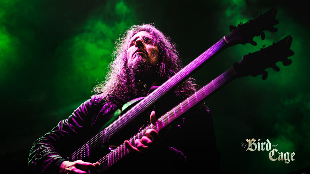Ron Bumblefoot Thal Of Bird and Cage