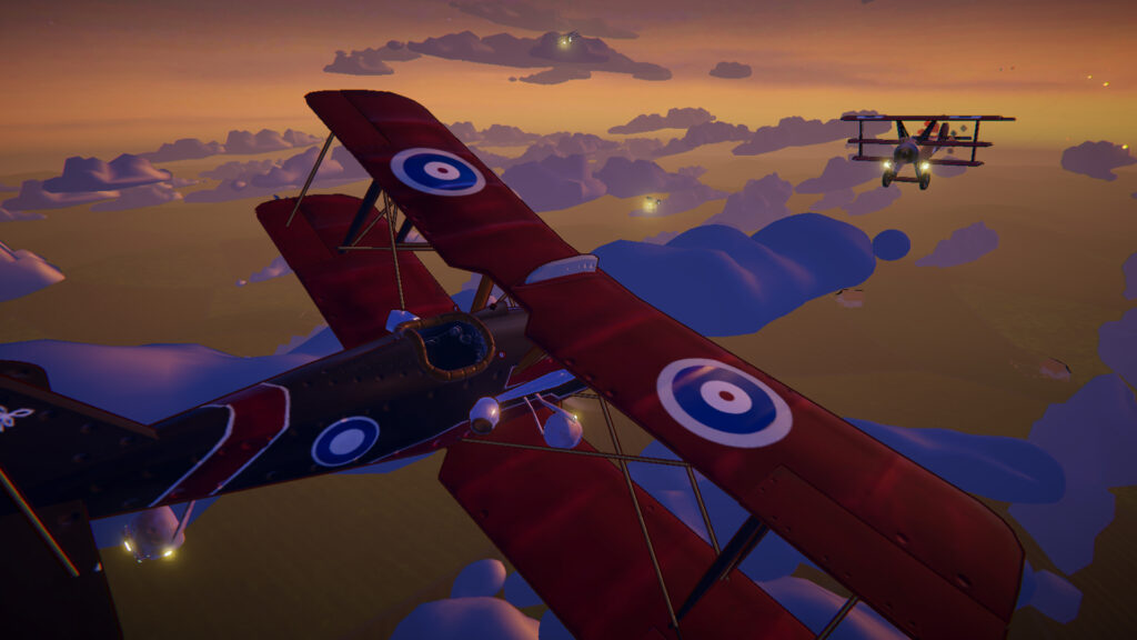 Red Wings: Aces of the Sky screenshot