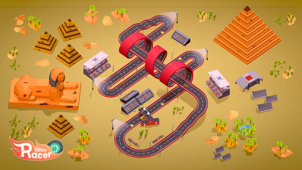 Little Racer screenshot