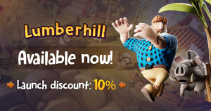 Lumberhill is now available for PC