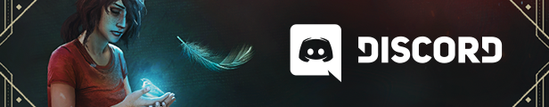 Of Bird and Cage Discord banner