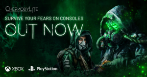 Chernobylite out on consoles